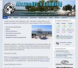 Alexanders Landing